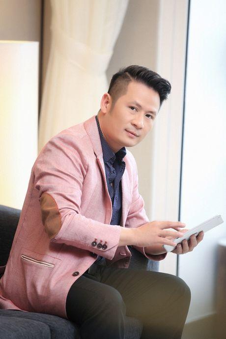Bang Kieu hao hung tro thanh giam khao 'Vietnam Idol 2015' - Anh 1