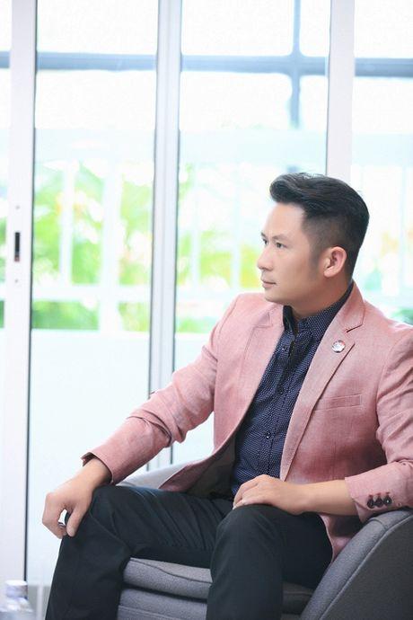 Bang Kieu hao hung tro thanh giam khao 'Vietnam Idol 2015' - Anh 2
