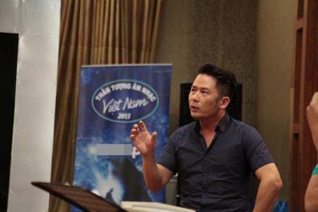 Bang Kieu hao hung tro thanh giam khao 'Vietnam Idol 2015' - Anh 4