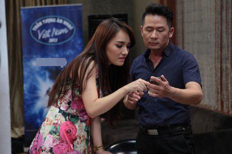 Bang Kieu hao hung tro thanh giam khao 'Vietnam Idol 2015' - Anh 5