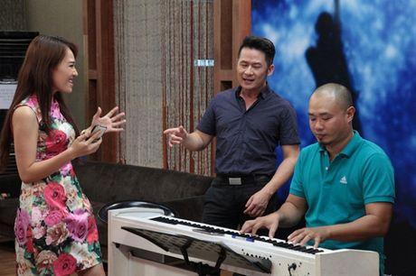 Bang Kieu hao hung tro thanh giam khao 'Vietnam Idol 2015' - Anh 6