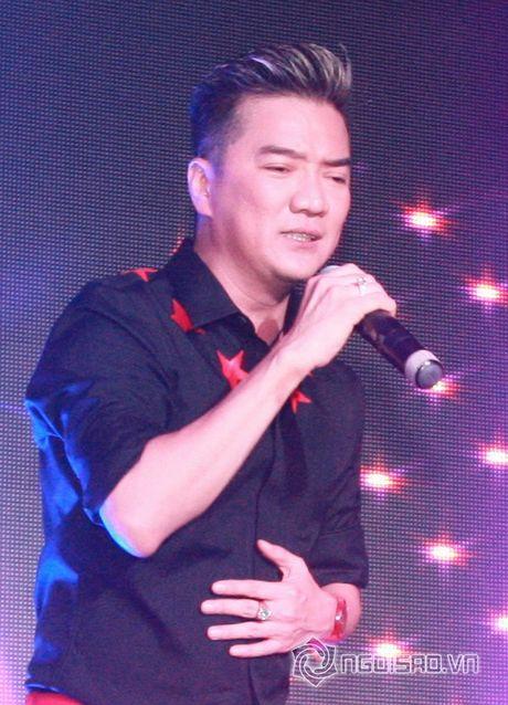 A hau Huyen My lang le co vu cho dem nhac cua Mr Dam - Anh 8