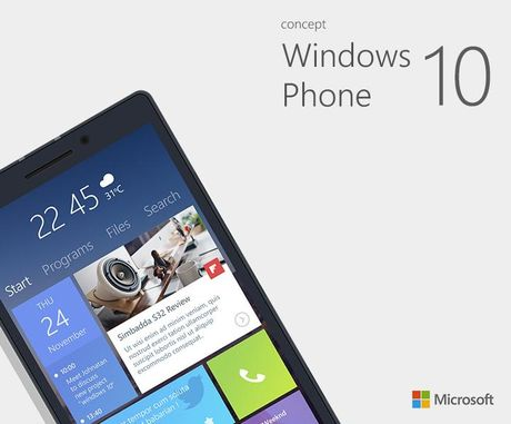 Smartphone sieu re Lumia 435 chay Windows Phone 10 - Anh 2