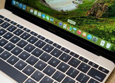 5 dieu Apple khong noi khi gioi thieu MacBook 12 inch - Anh 1