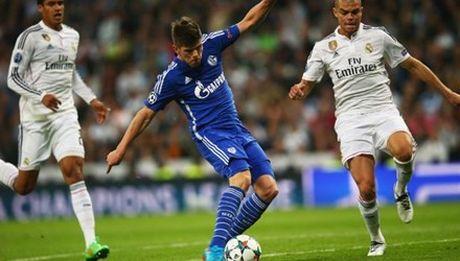 [VIDEO] Real Madrid run ray buoc vao tu ket - Anh 1