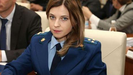 Nu cong to vien xinh dep Crimea he lo chuyen bi doa giet - Anh 1