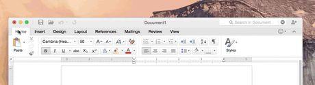 10 tinh nang tot nhat tren Office 2016 Preview cho may Mac - Anh 3