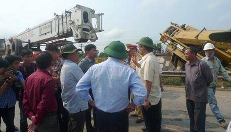 Quang Tri: Duong tau Bac Nam da thong tuyen tro lai - Anh 2