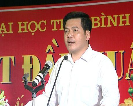 Tinh Thai Binh chinh thuc co tan chu tich - Anh 1