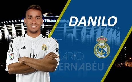 """""""Tien trao chao muc"""", hau ve canh Danilo chinh thuc gia nhap Real Madrid - Anh 1"""
