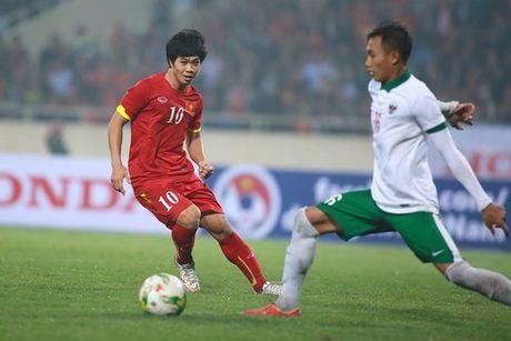 Cong Phuong khang dinh vi tri tien dao so 1 o U22 VN - Anh 1