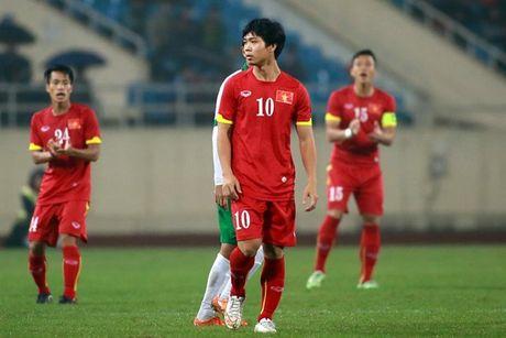 Cong Phuong khang dinh vi tri tien dao so 1 o U22 VN - Anh 2