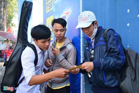 Ve tran Olympic Viet Nam - Uzbekistan chua sot - Anh 1