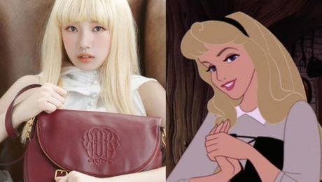 Nhung nang cong chua Disney phien ban Kpop - Anh 12