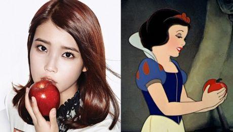 Nhung nang cong chua Disney phien ban Kpop - Anh 7