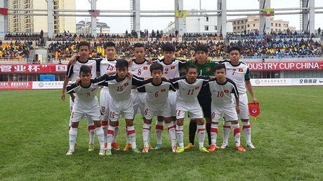 U15 Viet Nam thua U15 Malaysia 0-2 trong tran chung ket - Anh 1