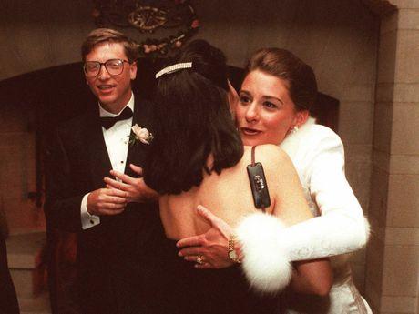Bill Gates bi vo tu choi ngay lan dau hen ho - Anh 1