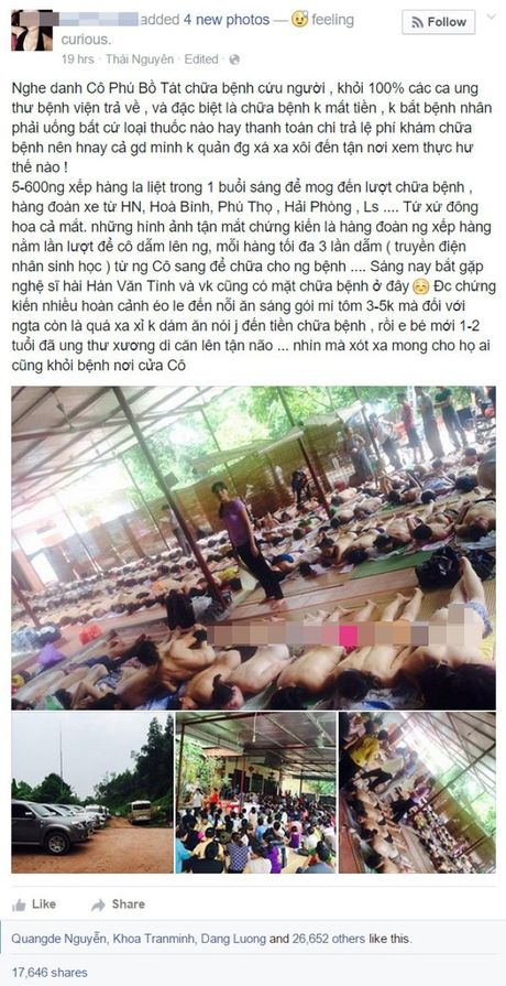 "Su that chuyen nghe si Han Van Tinh tim ""co Phu"" chua benh bang cach giam len nguoi - Anh 3"