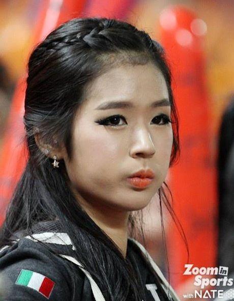 Ngat ngay ve dep cua nu co dong vien xu Han - Anh 10
