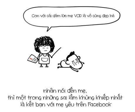 Tranh ve su that ve Facebook cua nhom Le Bich - Anh 6