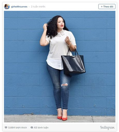 [Photo] 10 fashionista cuc dinh tren instagram ma ban nen theo doi - Anh 5
