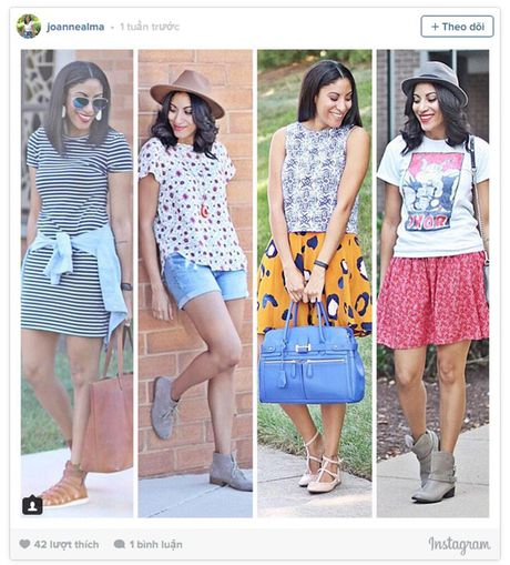 [Photo] 10 fashionista cuc dinh tren instagram ma ban nen theo doi - Anh 7
