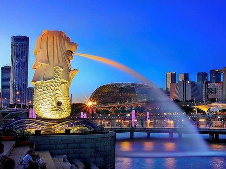 Singapore duy tri muc tieu thu hut 15 trieu khach du lich nam 2015 - Anh 1