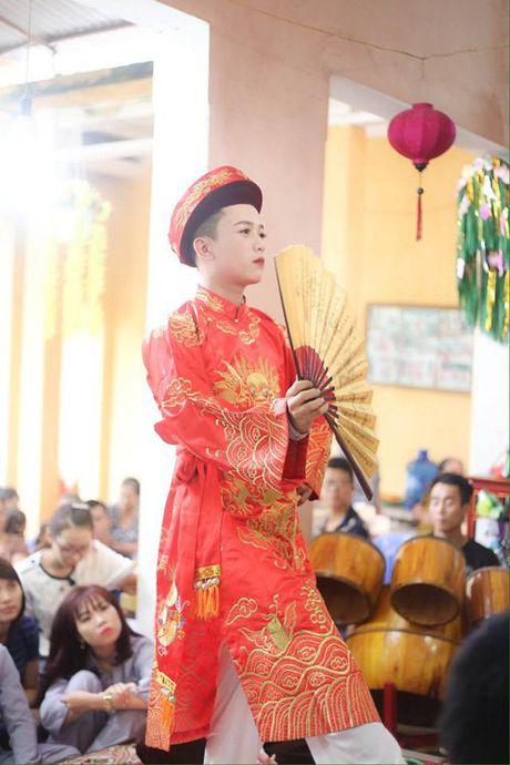 """Dan mang """"phat sot"""" voi """"my nam hau dong"""" - Anh 12"""