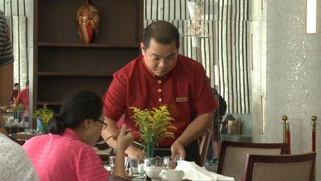 Chong MC Thuy Hanh rat hay mang vo? - Anh 2