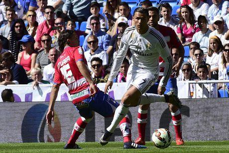 21h00 ngay 19/9, Real Madrid vs Granada: Lai dai thang o Bernabeu - Anh 1