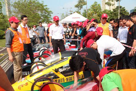 "Honda Viet Nam khoi dong cuoc thi ""Lai xe sinh thai tiet kiem nhien lieu"". - Anh 2"