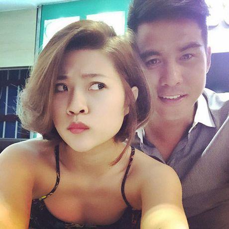 "Ve dep nong bong cua nu DJ ""troi chan"" cau thu Viet Thang - Anh 1"