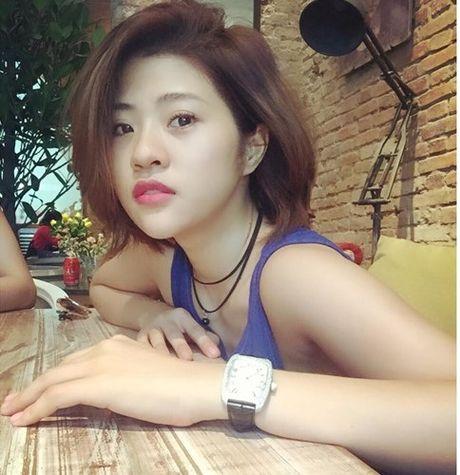 "Ve dep cua nu DJ ""don tim"" cuu cau thu Viet Thang - Anh 12"