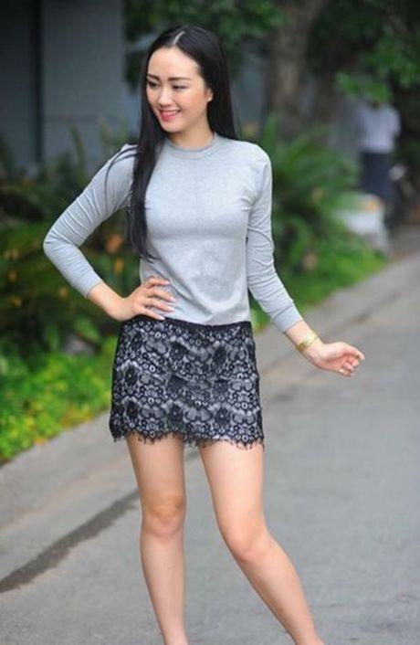 """Hot girl thu khoa DH San khau Dien anh tu nhan """"ham choi"""" - Anh 5"""
