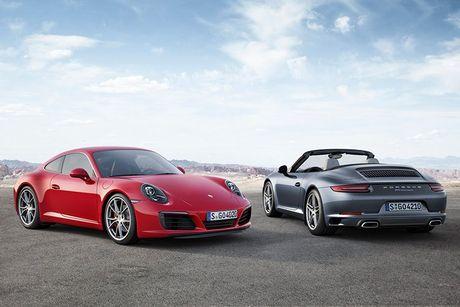Porsche 911 2016 trinh lang – nhanh hon, manh me hon - Anh 1
