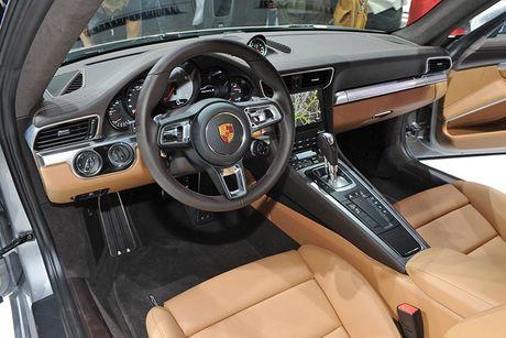 Porsche 911 2016 trinh lang – nhanh hon, manh me hon - Anh 12