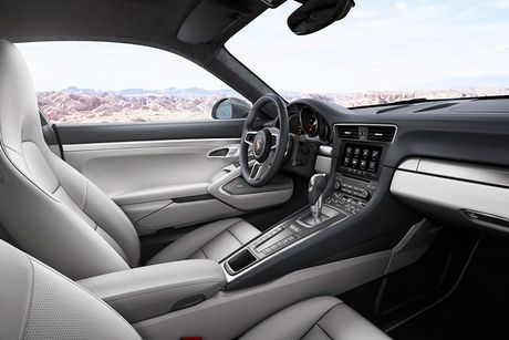Porsche 911 2016 trinh lang – nhanh hon, manh me hon - Anh 13