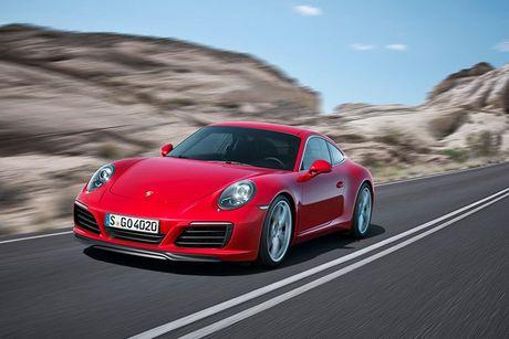 Porsche 911 2016 trinh lang – nhanh hon, manh me hon - Anh 14