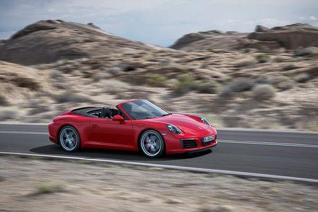 Porsche 911 2016 trinh lang – nhanh hon, manh me hon - Anh 15