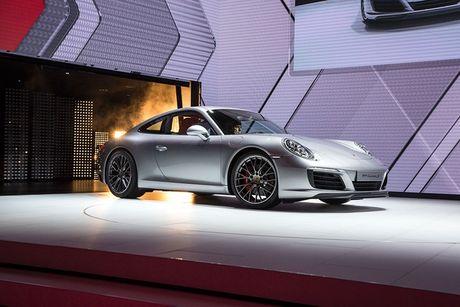 Porsche 911 2016 trinh lang – nhanh hon, manh me hon - Anh 2