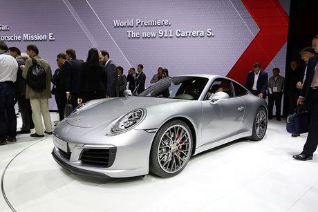 Porsche 911 2016 trinh lang – nhanh hon, manh me hon - Anh 3