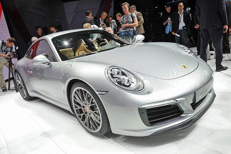 Porsche 911 2016 trinh lang – nhanh hon, manh me hon - Anh 4