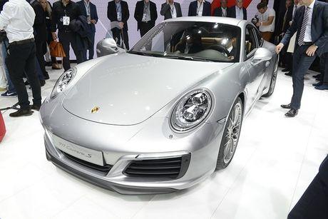Porsche 911 2016 trinh lang – nhanh hon, manh me hon - Anh 5