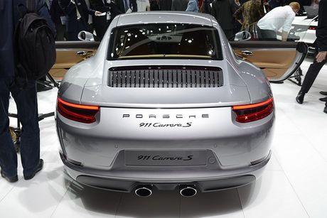 Porsche 911 2016 trinh lang – nhanh hon, manh me hon - Anh 8