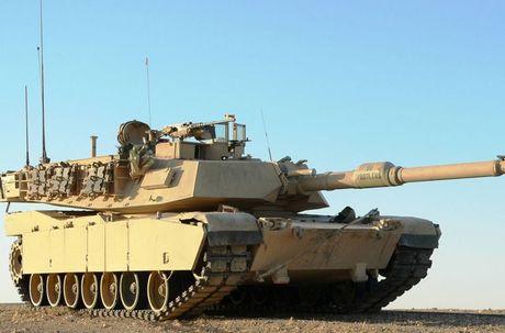 Nhan dien cac doi thu sung so cua sieu tang T-14 Armata - Anh 1