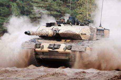 Nhan dien cac doi thu sung so cua sieu tang T-14 Armata - Anh 10