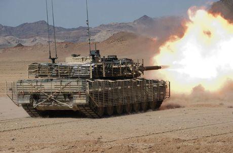 Nhan dien cac doi thu sung so cua sieu tang T-14 Armata - Anh 11