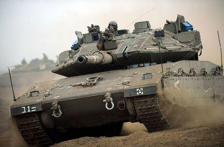 Nhan dien cac doi thu sung so cua sieu tang T-14 Armata - Anh 12