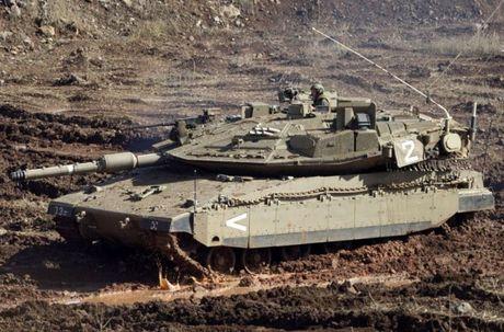 Nhan dien cac doi thu sung so cua sieu tang T-14 Armata - Anh 13