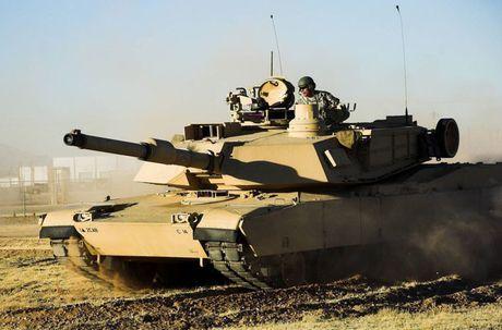 Nhan dien cac doi thu sung so cua sieu tang T-14 Armata - Anh 2